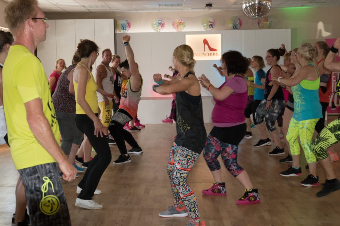 Zumbaparty